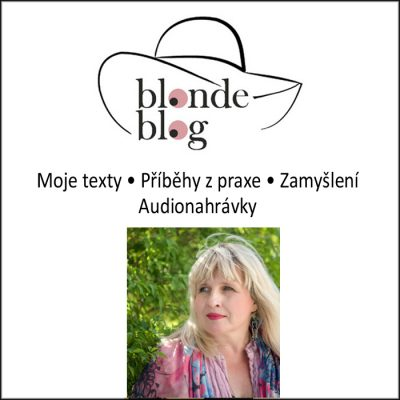 TitulkaBlondBlog